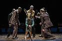 London, UK. 10.04.2013. Fabulous Beast Dance Theatre presents THE RITE OF SPRING at Sadler's Wells. Photograph © Jane Hobson.