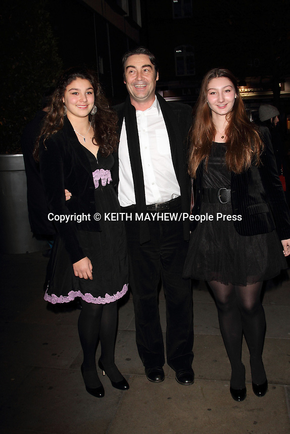London - English National Ballet Christmas Party - 'The Nutcracker' - at the St Martins Lane Hotel and the Coliseum, London - December 13th 2012..Photo by Keith Mayhew