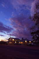 Storm clouds over outback hall.<br /> <br /> Larger JPEG + TIFF images available by contacting use through our contact page at :..www.photography4business.com