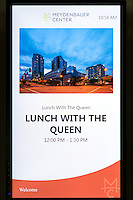 Lunch with the Queen Event