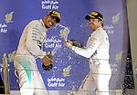 F1 Bahrain GP - 19 April 2015