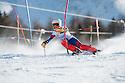 4/1/2017 under 16 girls slalom run 2