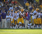 Ole Miss vs. LSU wide receiver Odell Beckham Jr. (3) at Tiger Stadium in Baton Rouge, La. on Saturday, November 17, 2012.....