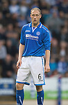 St Johnstone FC Season 2013-14<br /> Steven Anderson<br /> Picture by Graeme Hart.<br /> Copyright Perthshire Picture Agency<br /> Tel: 01738 623350  Mobile: 07990 594431