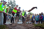Safe Routes to School Groundbreaking