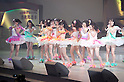 June 6, 2012, Tokyo, Japan - SKE48 members at stage.  AKB General Election at Nippon Budokan. The biggest girl band in the world and Japan's most popular pop group elected its new leader in a nationwide election open to all fans. The collective is organised into different units which in turn are sometimes split into smaller groups. The night involved singing, games, tears and the eventual crowning of new leader Yuko Oshima from Team K with 108837 votes for most popular member..