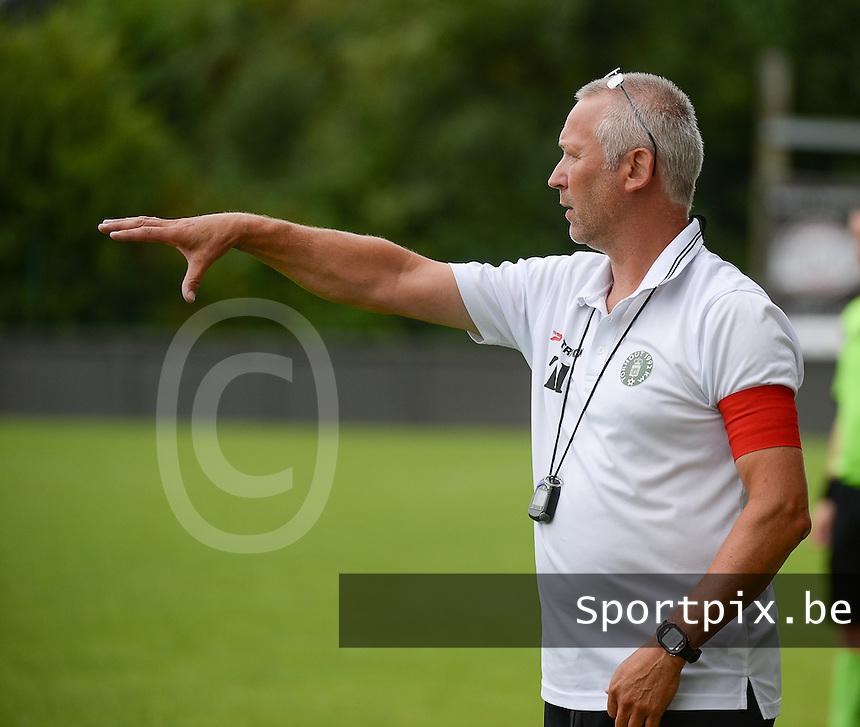 Torhout KM : coach Frank Bruyneel <br /> Foto VDB / Bart Vandenbroucke