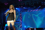 LeAnn Rimes performing at the Tennessee State Capitol, August 17, 2006.