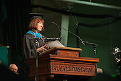 UVM December Commencement 2013