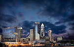 Charlotte NC - Charlotte City  Skyline photo