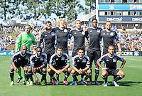 San Jose Earthquakes vs Chivas USA May 13, 2012