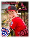 2017 Burlington American Cardinals