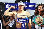 November 25, 2011: Saul Alvarez vs Kermit Cintron Weigh-In