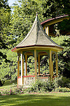 Gazebo at Montgomery home in Eagles Mere, PA.