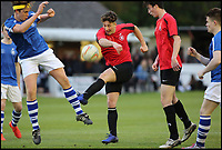 BNPS.co.uk (01202 558833)<br /> Pic: RichardCrease/BNPS<br /> <br /> Souness's team won the game after a penalty shoot -out.<br /> <br /> Charity football match in aid of the Louis Ross Foundation held at Wimborne Town Football Club  with guest managers Eddie Howe and Graeme Souness taking charge of the  two teams made up of former school friends and football friends of Louis, 17, who died in a skiing accident in France.
