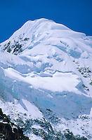 Nevado Illampu (6368m), Bolivia, 1999.