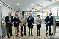 20151029 Miller Farm Milking Center Ribbon Cutting