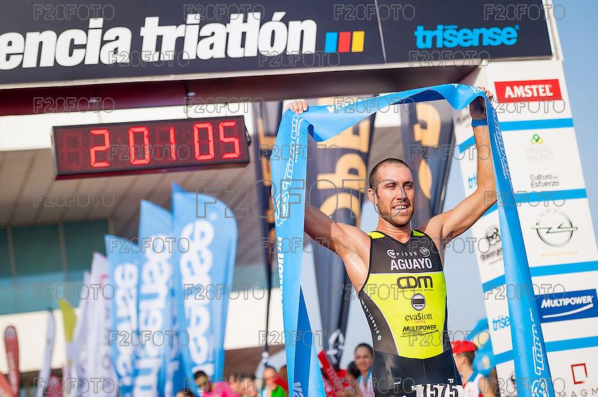 Valencia Olympic Triathlon 2014 (2nd day)