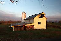 A barn in Madison County, Va. Mandatory Credit: Andrew Shurtleff