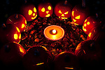 Halloween with Pumpkin Seance