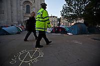 "17.10.2011 - Occupy LSX - ""Occupy The World"""