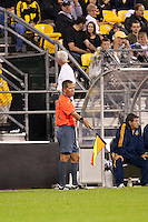 26 SEPTEMBAR 2009:  during the Los Angeles Galaxy at Columbus Crew MLS game in Columbus, Ohio on May 27, 2009.