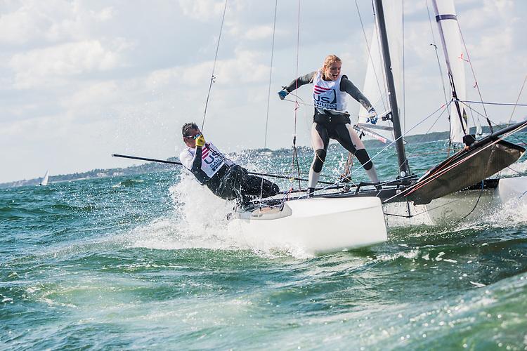US Sailing Team Miami   Sailing World Cup 2017