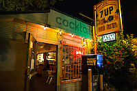 Austinites can escape the usual crowds of 6th Street by going east of I-35 to east side lounges on East 6th street in East Austin.