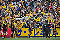 Suntory Sungoliath Team Group ,.FEBRUARY 26, 2012 - Rugby : Japan Rugby Top League 2011-2012,Play Off Tournament Final .match between Suntory Sungoliath 47-28 Panasonic Wild Knights at Chichibunomiya Rugby Stadium, Tokyo, Japan. (Photo by Jun Tsukida/AFLO SPORT) [0003] .