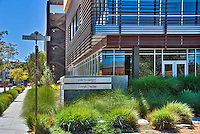 Google's, YouTube, office, buiding, architectural, Exterior, Beverly Hills, CA,