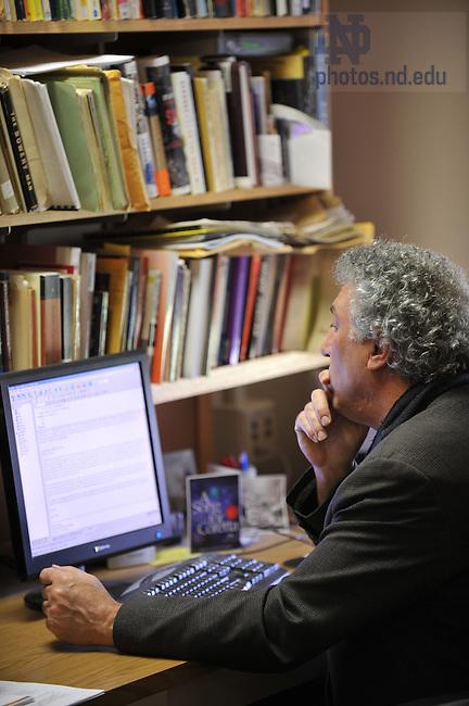 Benedict Giamo for the Center for Social Concerns..Photo by Matt Cashore/University of Notre Dame..