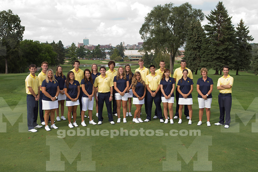 2012-13 Men's & Women's Golf