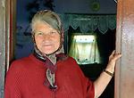Radmila Spasic, 63, is a Roma woman who lives in Vranovo, Serbia.