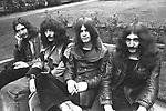 Black Sabbath 1970..© Chris Walter....