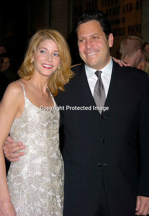 Candace bushnell and darren star at the new york city ballet 2004