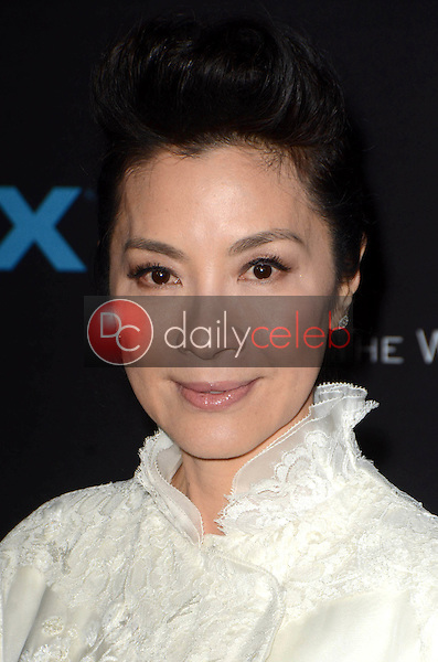 Michelle Yeoh<br /> at the &quot;Crouching Tiger, Hidden Dragon: Sword of Destiny&quot; Los Angeles Premiere, AMC Universal Citywalk, Universal City, CA 02-22-16<br /> David Edwards/Dailyceleb.com 818-249-4998