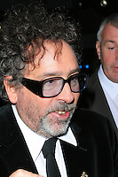 Tim Burton at the Frankenweenie Premiere London
