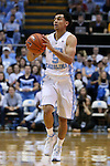 16 December 2015: North Carolina's Marcus Paige. The University of North Carolina Tar Heels hosted the Tulane University Green Wave at the Dean E. Smith Center in Chapel Hill, North Carolina in a 2015-16 NCAA Division I Men's Basketball game. UNC won the game 96-72.
