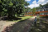 Refugee Center Grotniki. 2015.07.30. Grotniki, near Łódź. Poland
