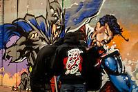 "26.02.2016 - Leake Street Tunnel: ""Waterloo Graffiti Jam"""