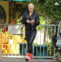 NOV 24 Gwen Stefani Sighted in Burbank