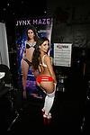 Adult Film Actress Jynx Maze Attends EXXXOTICA 2013 Held At Th2 Taj Mahal Atlantic City, NJ