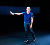 Howie the Rookie <br /> by Mark O'Rowe<br /> at The Pit, Barbican Theatre, London, Great Britain <br /> 19th November 2014 <br /> press photocall <br /> <br /> Tom Vaughan-Lawlor<br /> as The Howie Lee and The Rookie Lee <br /> <br /> <br /> <br /> directed by <br /> Mark O'Rowe<br /> <br /> <br /> Photograph by Elliott Franks <br /> Image licensed to Elliott Franks Photography Services