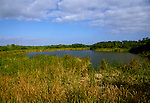 FL: Florida Everglades National Park, Eco Pond near Flamingo Lodge.Photo Copyright: Lee Foster, lee@fostertravel.com, www.fostertravel.com, (510) 549-2202.Image: flever207.