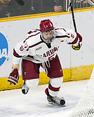Clay Anderson (Harvard - 5) - The Harvard University Crimson defeated the Providence College Friars 3-0 in their NCAA East regional semi-final on Friday, March 24, 2017, at Dunkin' Donuts Center in Providence, Rhode Island.