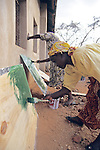 Painting Solar Ovens