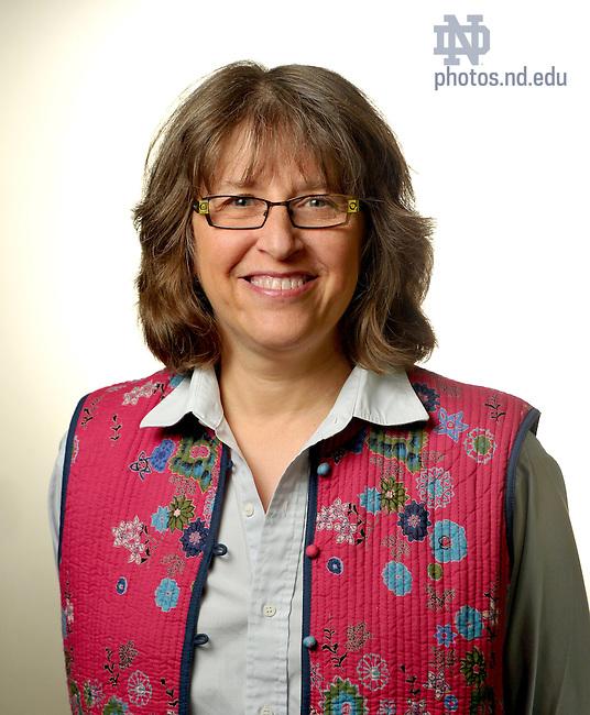 Gail Bederman..Photo by Matt Cashore/University of Notre Dame