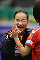 Mima Ito (JPN), .JUNE 7, 2012 - Table Tennis : The Japan Open 2012, Women's Doubles Qualifying Round at Green Arena Kobe, Hyogo, Japan. (Photo by Akihiro Sugimoto/AFLO SPORT) [1080]