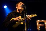 Jonny Brown playing at XFM Winter Wonderland in manchester