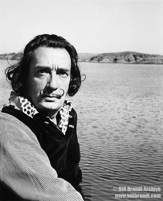 Salvador Dali, 1957